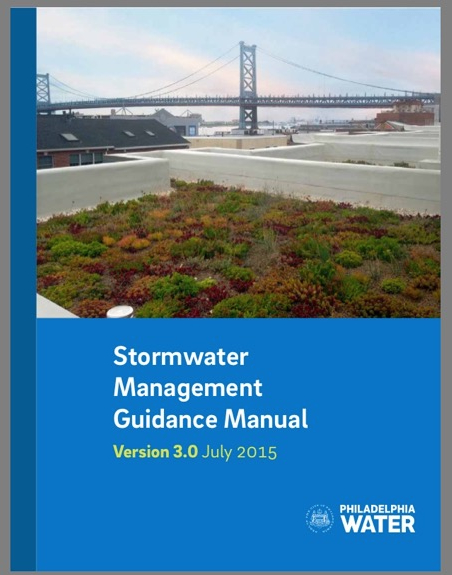 PWD Stormwater Guidance manual